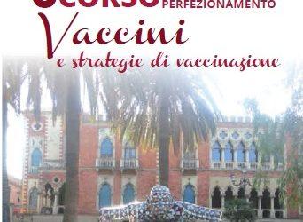 6° Corso di perfezionamento vaccini e strategie di vaccinazioni