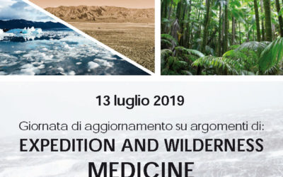 EXPEDITION AND WILDERNESS MEDICINE – 3° edizione