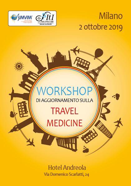 WORKSHOP di aggiornamento sulla Travel Medicine MILANO