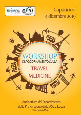 WORKSHOP di aggiornamento sulla Travel Medicine CAPANNORI (Lucca)