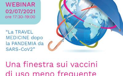 Una finestra dei vaccini di uso meno frequente